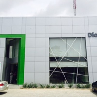 Diamond Bank Ikeja